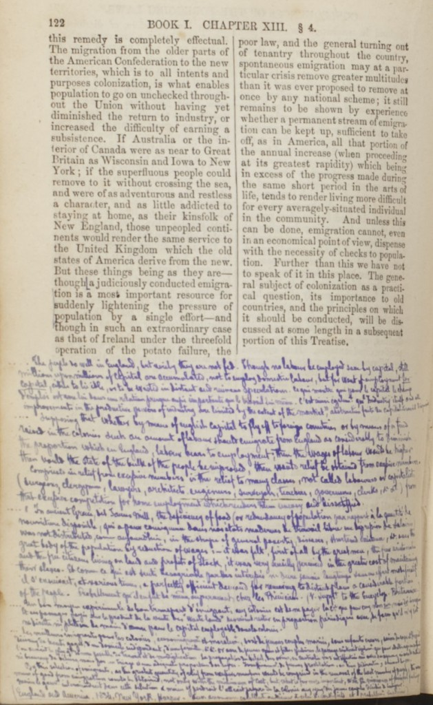 Marginalia in English