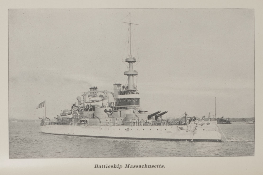 Battleship Massachusetts