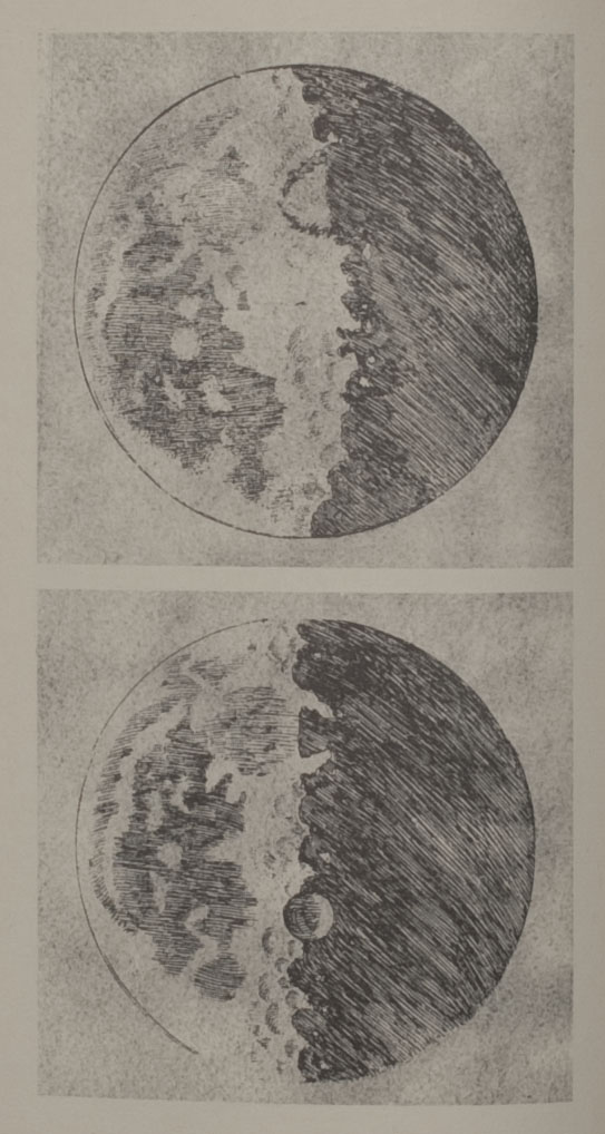 Moon drawings
