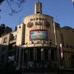 Cinema Rivoli in Cairo is one of the buildings discussed in the collection Art Deco Architecture in Cairo