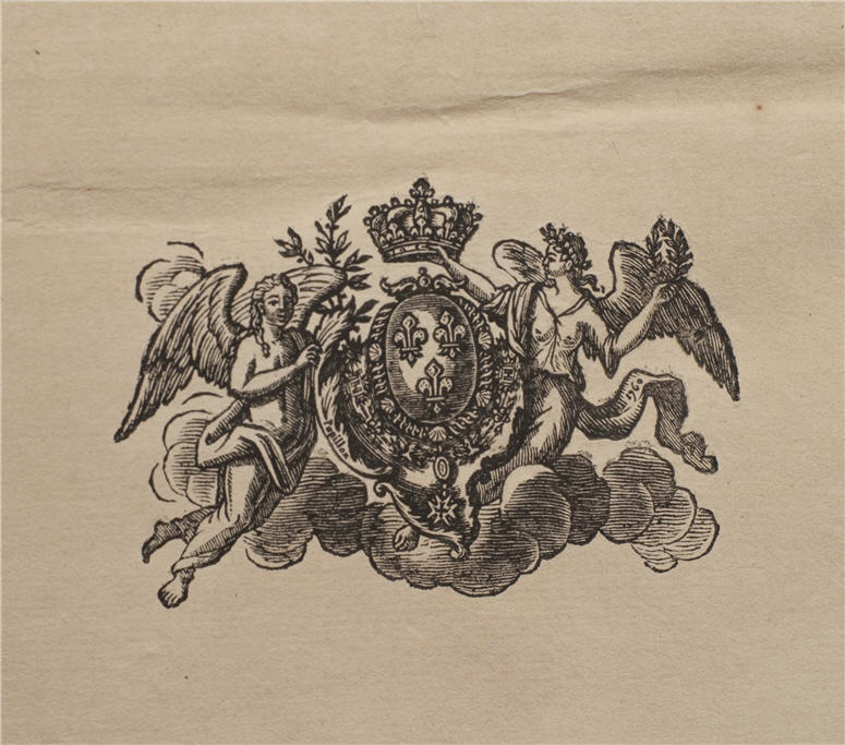 Decorative ornament on title page