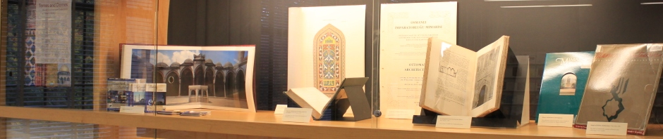 Reading Room Exhibit Case