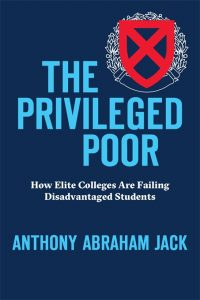 Privileged Poor book cover