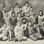 MIT varsity football team, 1885