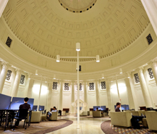 Barker Reading Room
