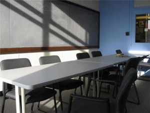 Hayden library group study room