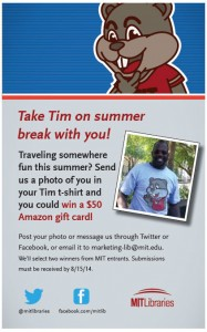 Tim t-shirt contest