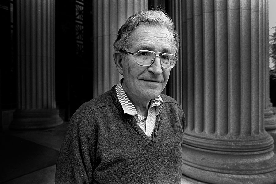 Live screening of webcast with Noam Chomsky, Jan. 20 | MIT ...