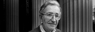 Live screening of webcast with Noam Chomsky, Jan. 20