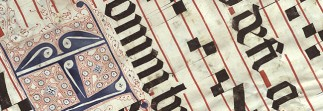 Examining Medieval chant manuscripts