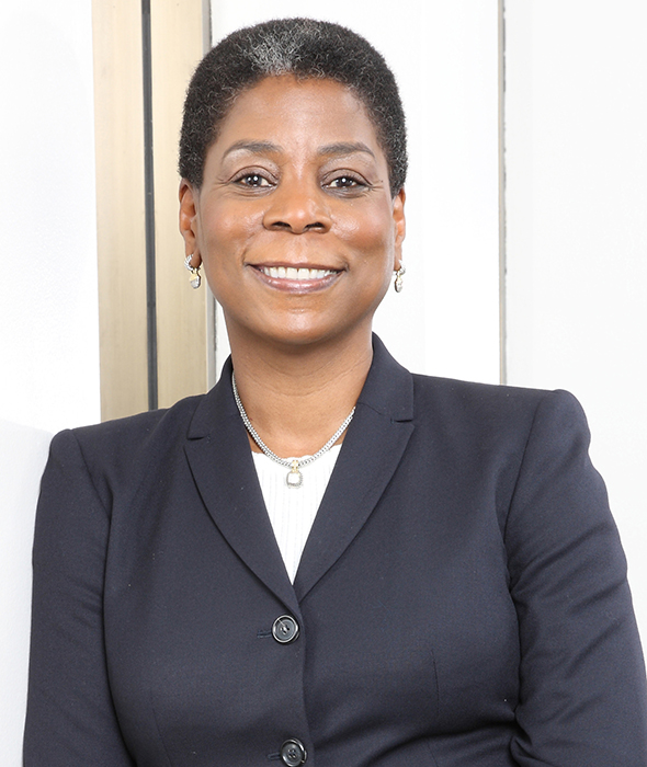 Xerox CEO Ursula Burns (Photo by: Lonnie C. Major)