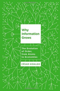 Why information grows bookcover