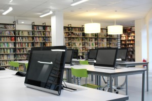 computers in library