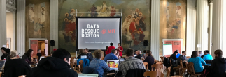Data Rescue hackathon safeguards vulnerable federal research data