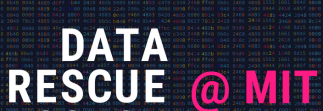 DataRescue at MIT