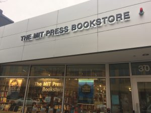MIT Press bookstore