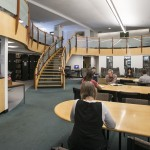 photo of Lewis Music Library