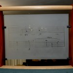 photo of Music Library glass panels