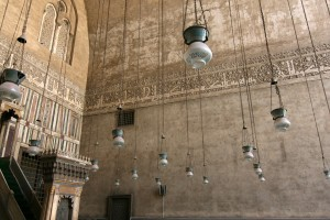 Mosque of Sultan Hasan: Cairo