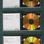 Photo of Oral History CDs in Music Library